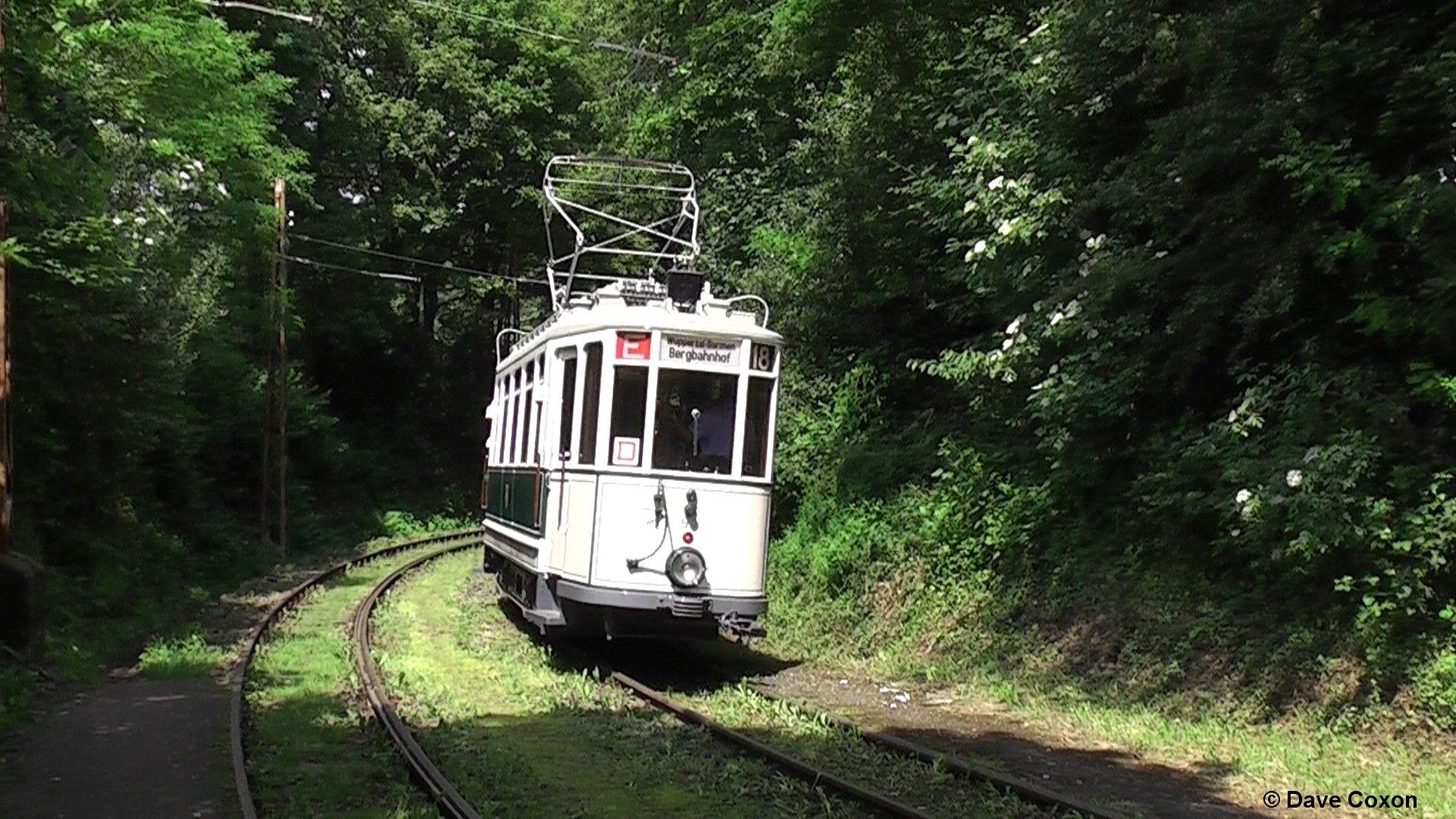 Bergische tram museum for Depot outlet bochum